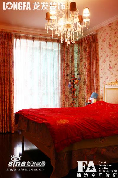 简约 二居 卧室图片来自用户2558728947在天长地久-婚房实景案例51的分享