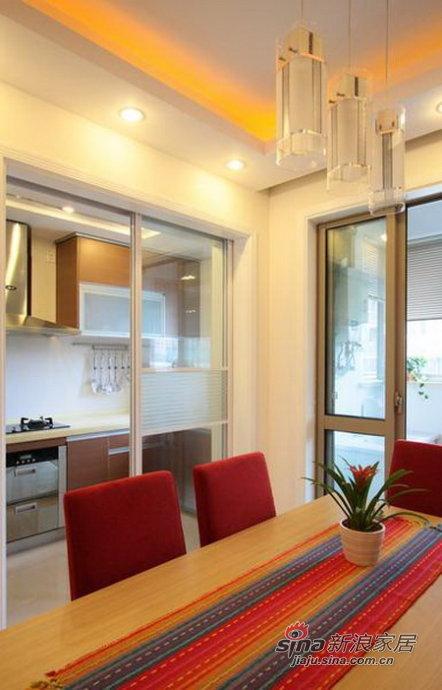 简约 三居 客厅图片来自用户2557010253在9万装白领120㎡简约婚房96的分享