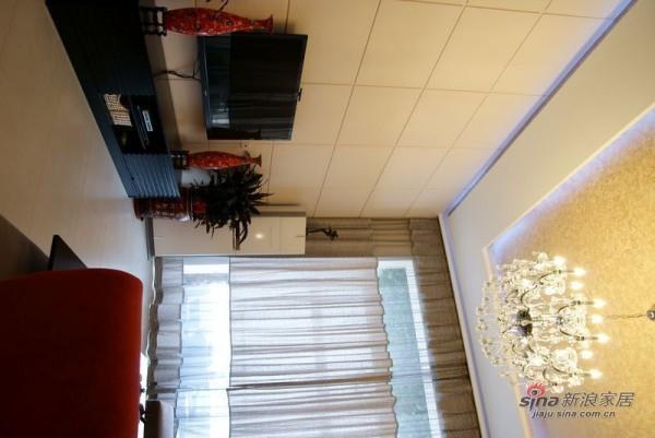 客厅--极致现代主义