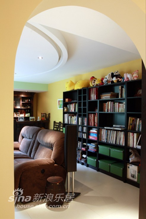 田园 别墅 书房图片来自用户2737946093在经典的美式田园风情98的分享