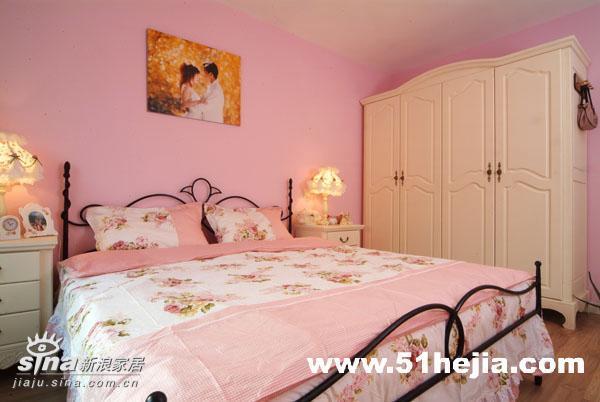 欧式 二居 卧室图片来自用户2746953981在我家的梦幻田园SHOW24的分享