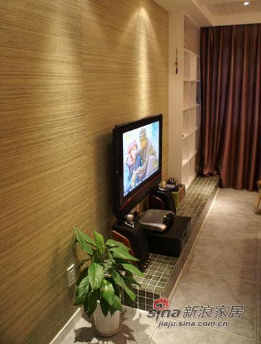 简约 一居 客厅图片来自用户2745807237在65平的一室一厅50的分享