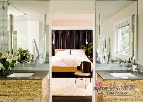 简约 二居 卧室图片来自用户2739081033在文艺女7万装98平春色满园三居84的分享