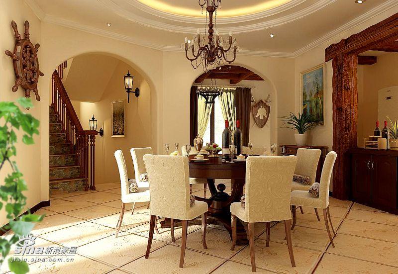 欧式 别墅 餐厅图片来自用户2746889121在.49的分享