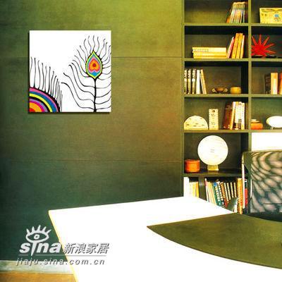 简约 其他 书房图片来自用户2739378857在风格由你掌握 绝色艺术装饰画点缀居室35的分享