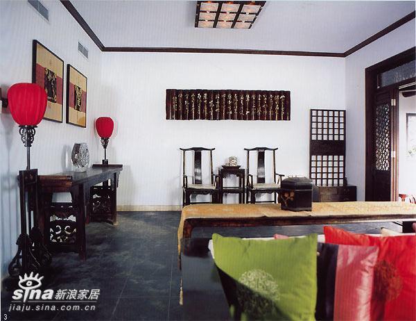 中式 跃层 书房图片来自用户2748509701在中式家居58的分享
