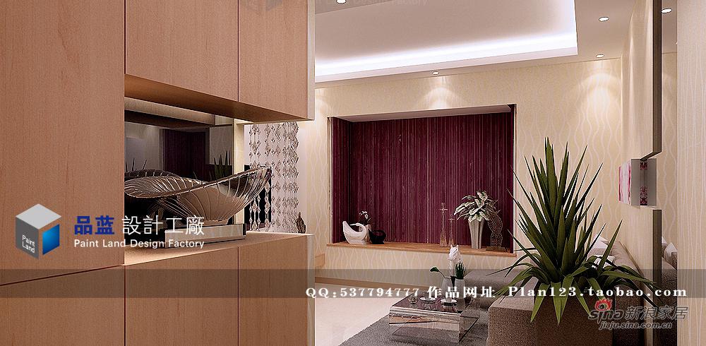 简约 二居 玄关图片来自用户2737786973在《小时代》-9万装修75平米高品位家居12的分享