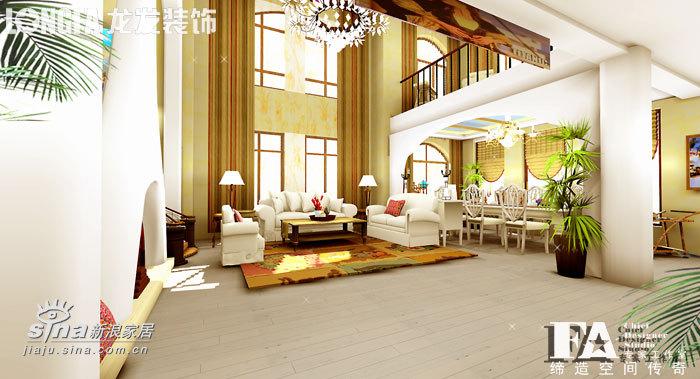 其他 别墅 客厅图片来自用户2557963305在地中海风格-依云小镇27的分享