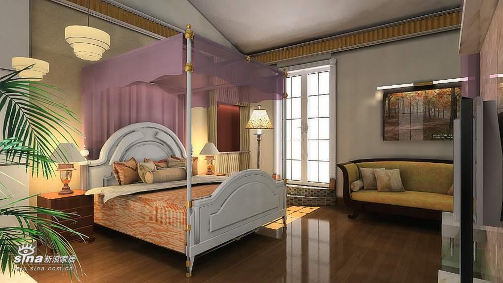 简约 二居 卧室图片来自用户2557979841在用钱堆出的房子81的分享