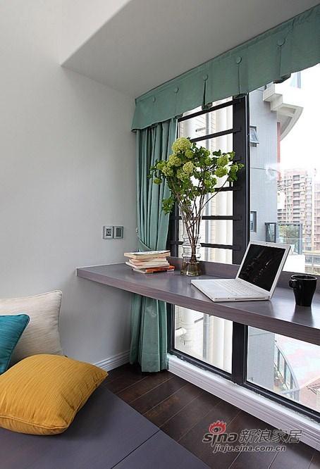 现代 三居 卧室图片来自用户2771250253在9万装88平艺术爱侣3居86的分享