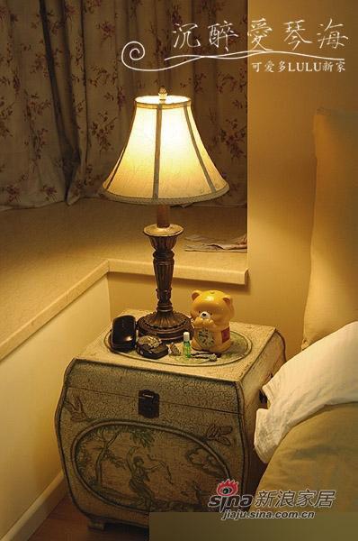 田园 二居 卧室图片来自用户2737946093在腐女9万装75平实景妖娆田园2居35的分享