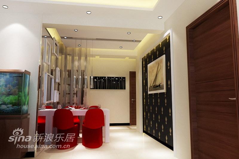 简约 三居 餐厅图片来自用户2738813661在高雅不奢靡 6万打造120平简约舒适新生活20的分享
