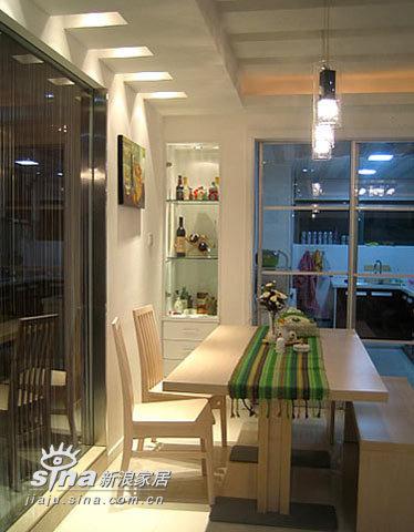 简约 三居 餐厅图片来自用户2745807237在狂晒现代简约之家23的分享
