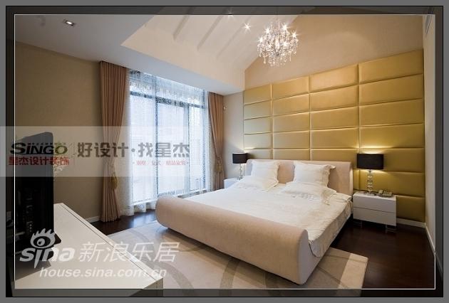 简约 别墅 卧室图片来自用户2738093703在游走于潮流和传统之间的时尚精灵12的分享