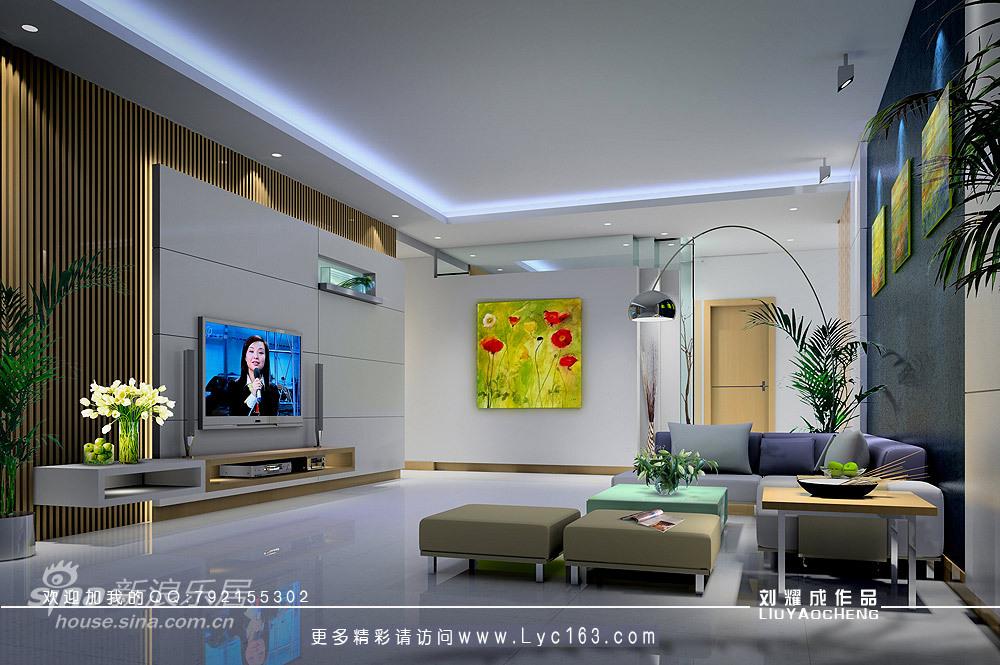 简约 三居 客厅图片来自用户2739153147在蓝色诱惑--《清凉一夏》34的分享