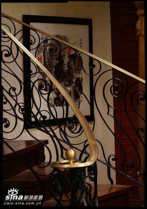 简约 三居 楼梯图片来自用户2737759857在样板间33的分享