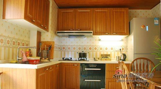 欧式 三居 厨房图片来自用户2746869241在【亿丰南奥】简欧87的分享