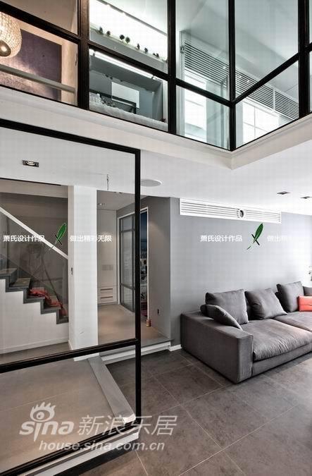 简约 复式 客厅图片来自用户2738093703在创智坊(萧氏作品)---简单生活的复杂延续17的分享