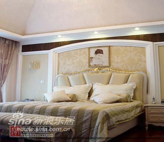 欧式 别墅 卧室图片来自用户2757317061在经典欧式60的分享