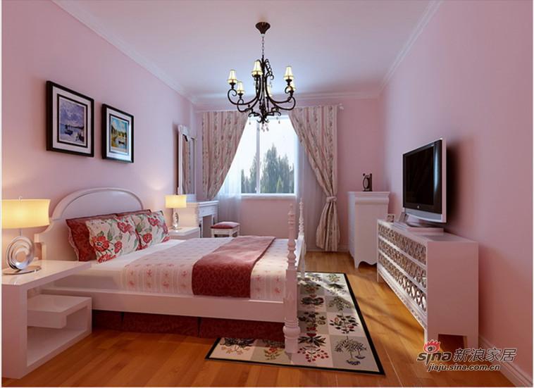 田园 二居 卧室图片来自用户2737791853在我的专辑349031的分享