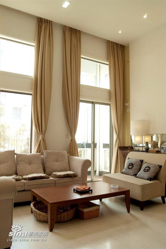 中式 别墅 客厅图片来自用户2757926655在轻快的新中式28的分享