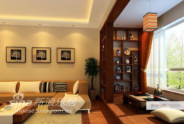简约 二居 客厅图片来自用户2739081033在总政莲花池小区63的分享