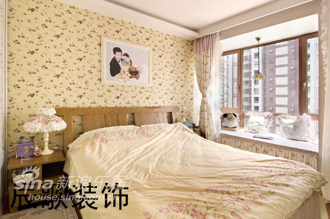 简约 二居 卧室图片来自用户2557010253在田园风格95的分享
