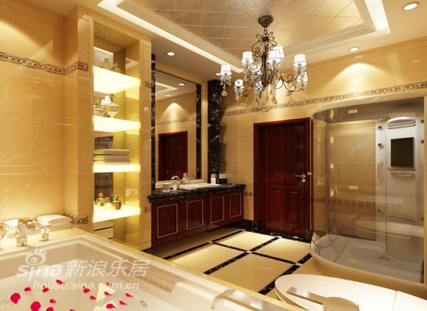 二楼小黄房洗手间