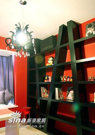 简约 三居 书房图片来自用户2737782783在10万装134平3室2厅27的分享