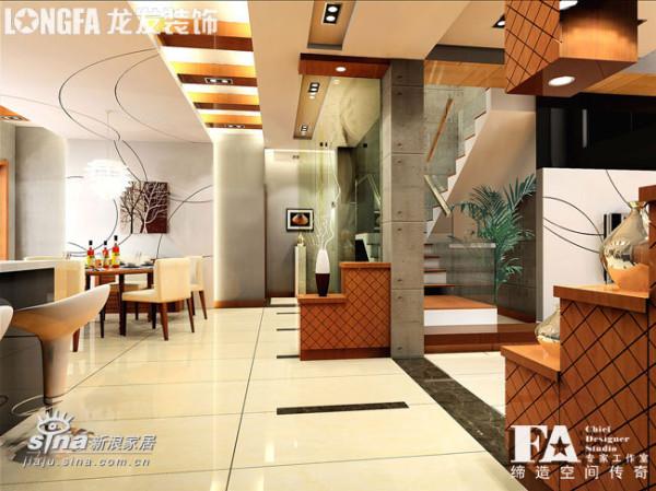简约 复式 餐厅图片来自用户2737950087在雅居装饰19的分享