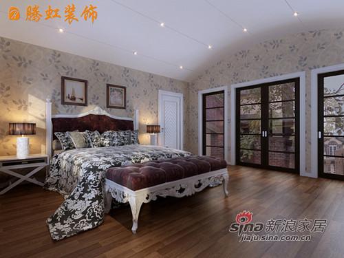 简约 三居 卧室图片来自用户2738813661在品质设计,品质家居95的分享
