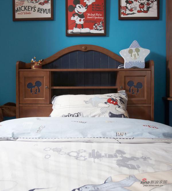 儿童房-松木家具4