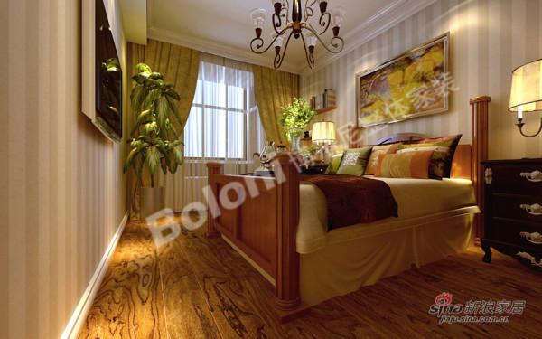 银丰花园新欧式风格设计济南博洛尼杨程作品
