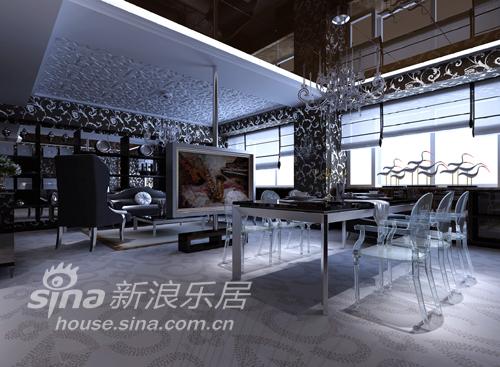 其他 二居 餐厅图片来自用户2558746857在奢华居室76的分享