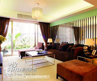 其他 别墅 客厅图片来自用户2558746857在深圳海怡東方花园示范单位46的分享