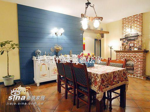 欧式 别墅 餐厅图片来自用户2746948411在碧水云天55的分享