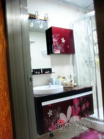 简约 二居 卫生间图片来自用户2557979841在猫控女90平两室幸福现代家41的分享