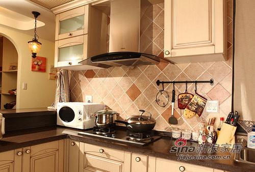 田园 三居 餐厅图片来自用户2737946093在90平放大感觉混搭田园风格家81的分享