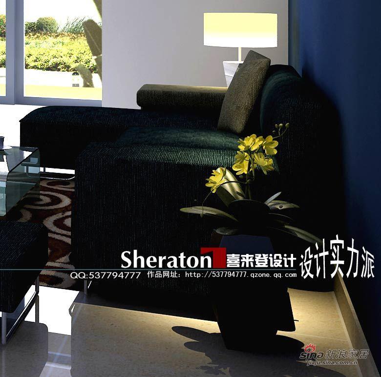 简约 一居 客厅图片来自用户2739081033在13万现代清新三房两厅设计46的分享
