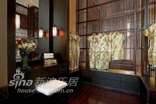 中式 别墅 衣帽间图片来自wulijuan_16在春亭装潢 新中式滨海御庭T1型别墅67的分享