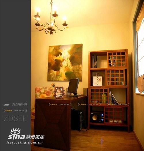 简约 一居 书房图片来自用户2739378857在混搭后现代田园55的分享