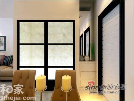 简约 二居 餐厅图片来自用户2738845145在80后白领6万简约幸福婚房23的分享