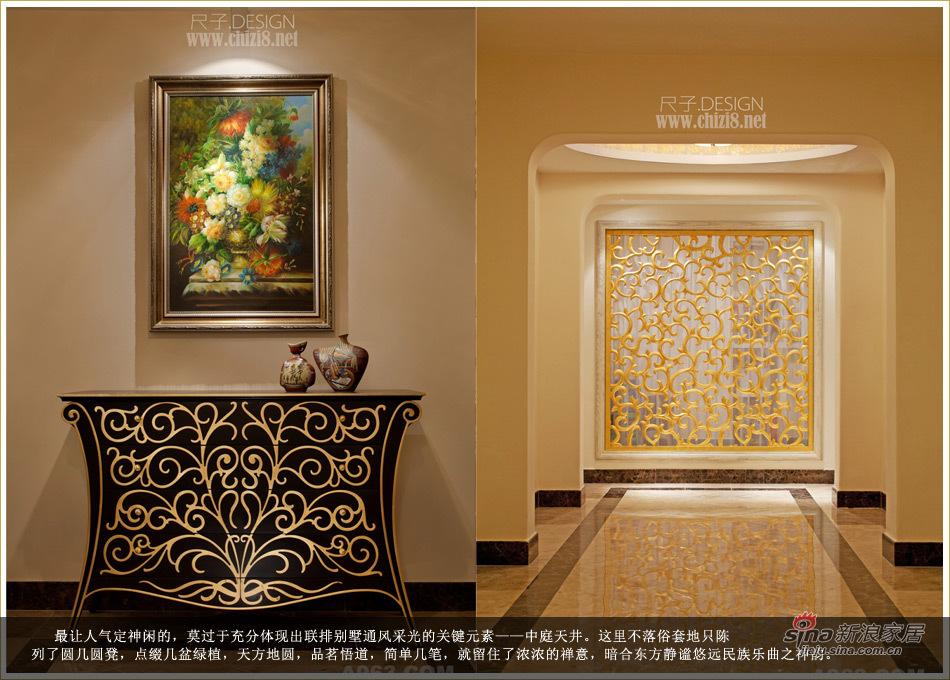 欧式 别墅 玄关图片来自用户2746953981在沁园春·水榭山 彰显别墅气质19的分享
