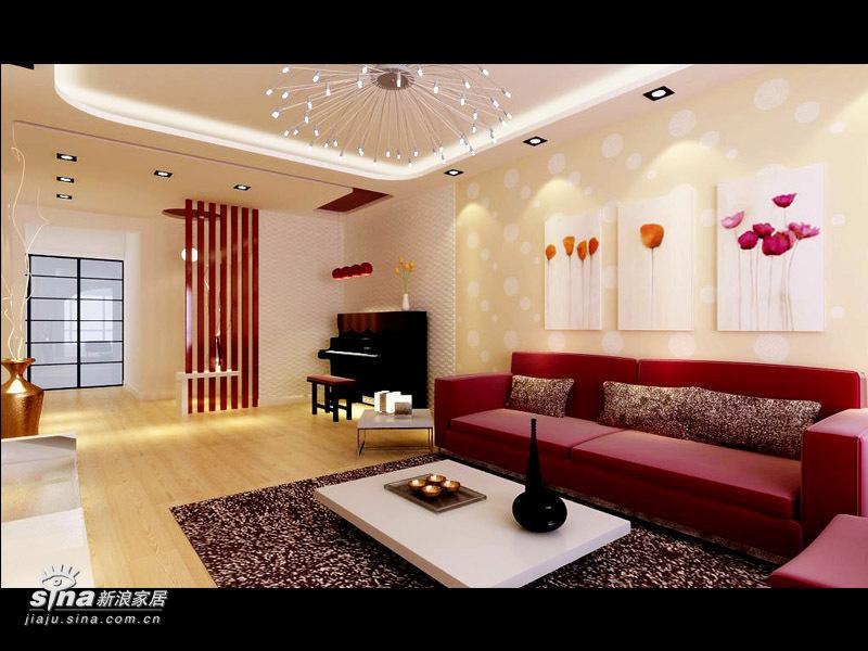 简约 二居 客厅图片来自用户2745807237在我的专辑488530的分享