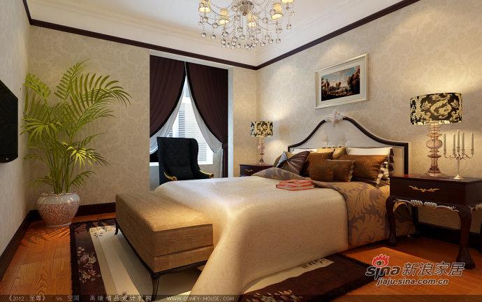 美式 二居 卧室图片来自用户1907686233在8.5万打造莱茵小镇92平美式两居24的分享