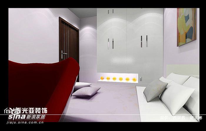 简约 二居 卧室图片来自用户2737735823在远洋山水1-西居然57的分享