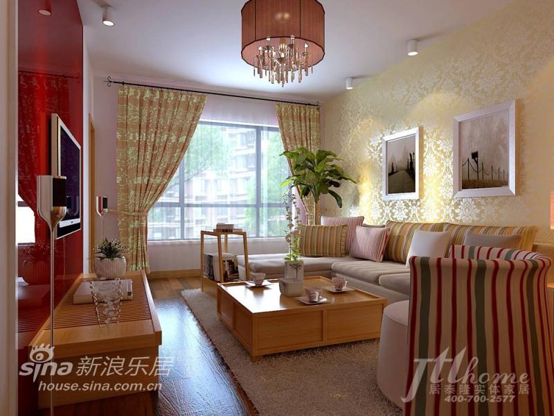 简约 三居 客厅图片来自用户2738093703在惬意暖阳之春意怡人58的分享