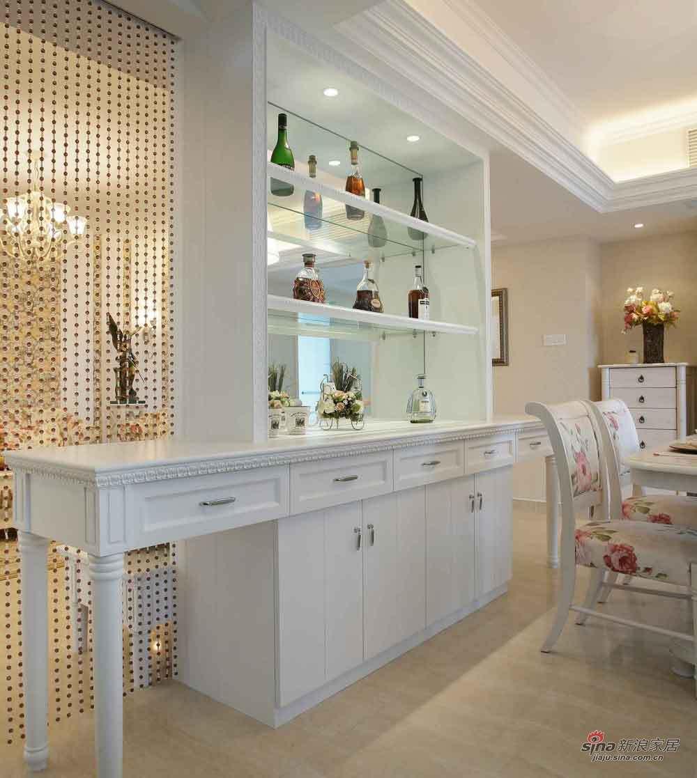 田园 二居 餐厅图片来自用户2557006183在浪漫田园 白领8万打造95平复式公寓40的分享