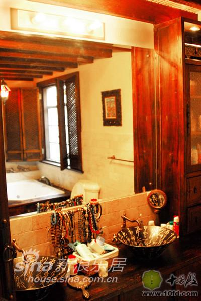 东南亚风格的卫生间