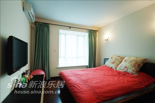 中式 别墅 卧室图片来自用户2757926655在阳城世家28的分享
